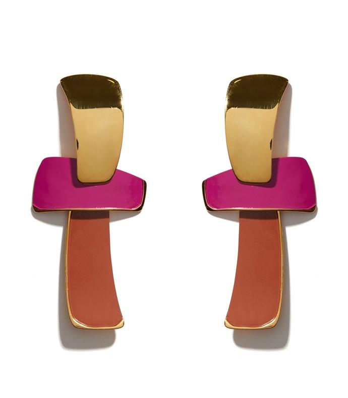 multicolor ernesto earrings