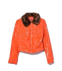 orange citrine dion jacket