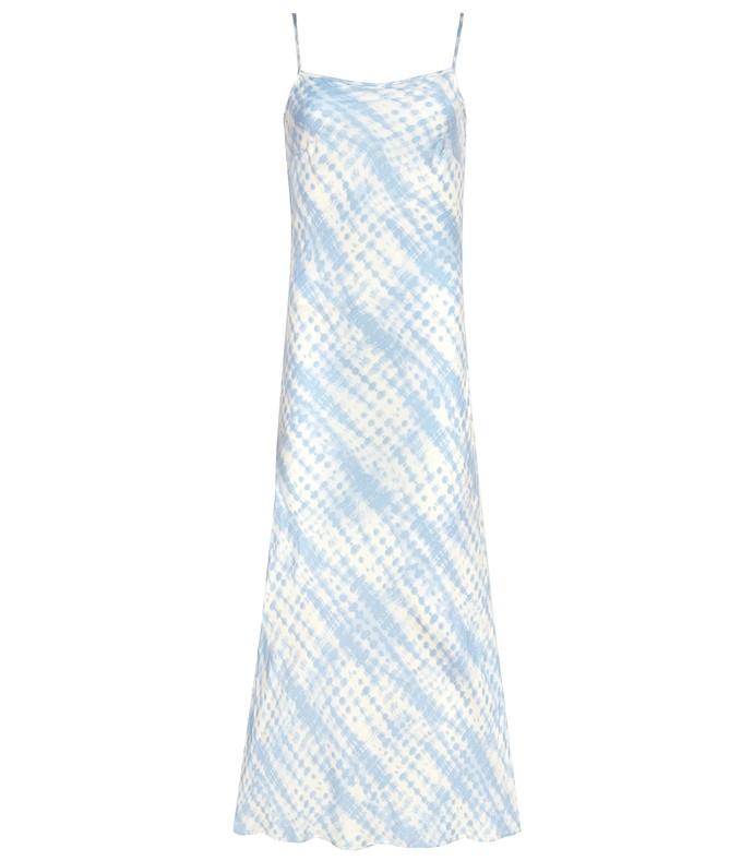 july dress in cloud tie dye