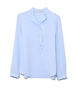 pale blue eva shirt