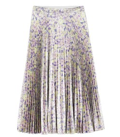 isabelle skirt in multicolor lilac