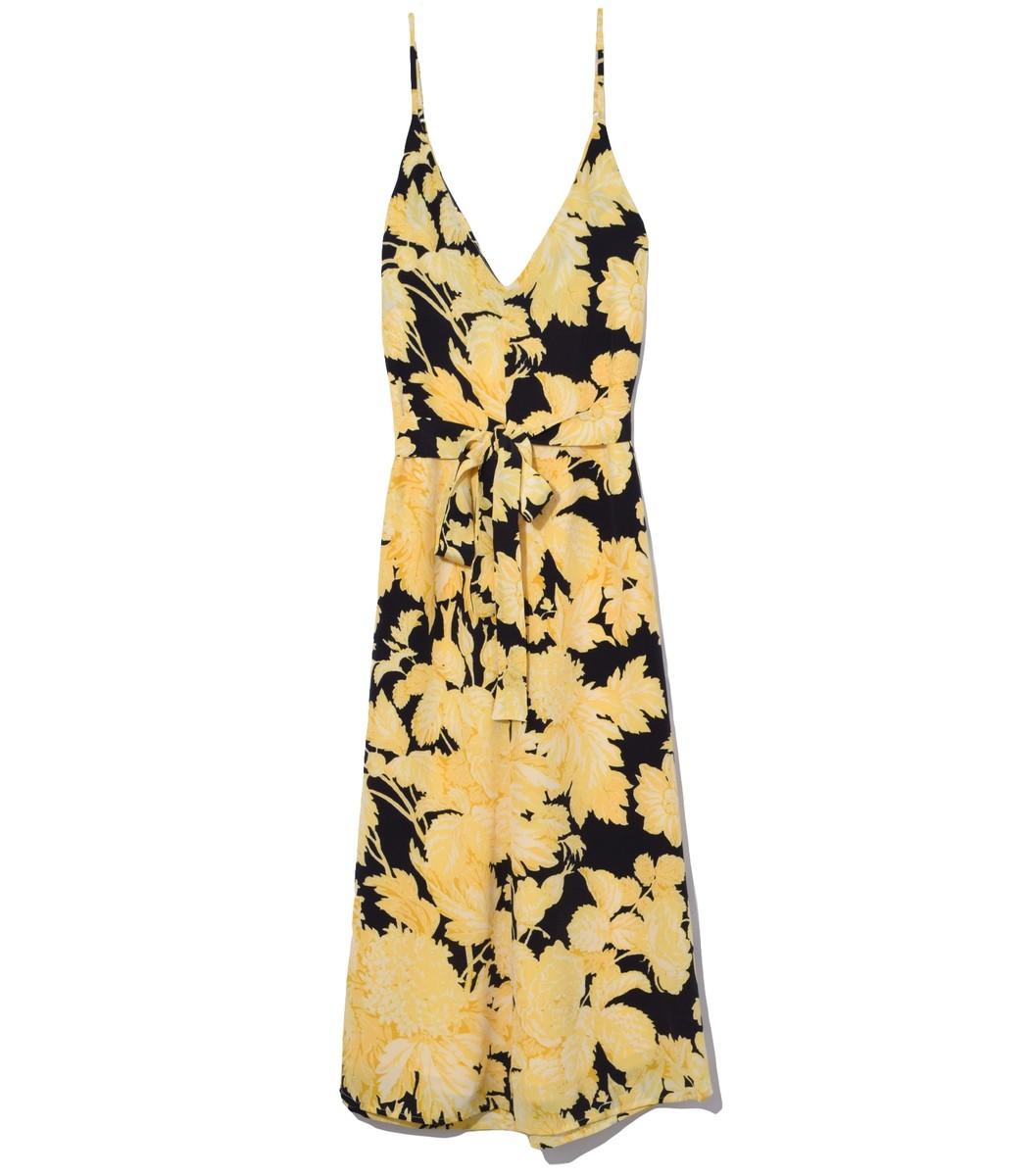 Stine Goya Gianna Slip Dress in Hortensia Dark