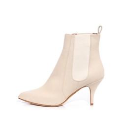 irwin boot in natural linen