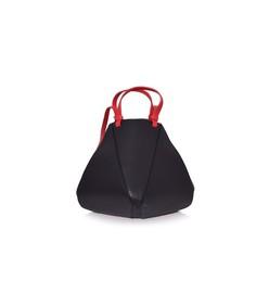 cindy tote bag in black