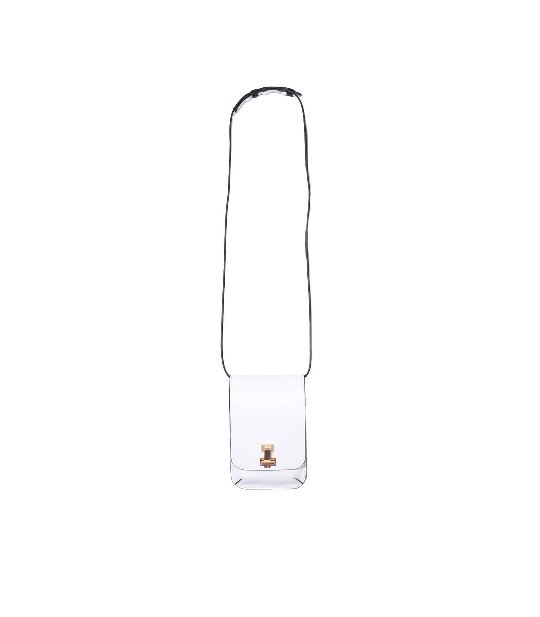 EZ Mini Bag in Off White