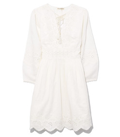 white ailey dress