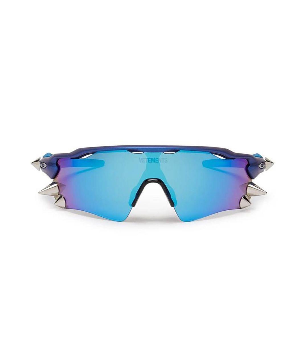 Vetements Sunglasses Vetements x Oakley Spike 200 Blue Sunglasses