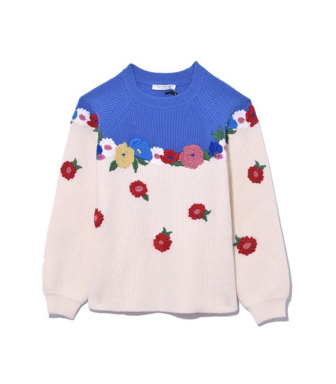 multicolor barrow sweater