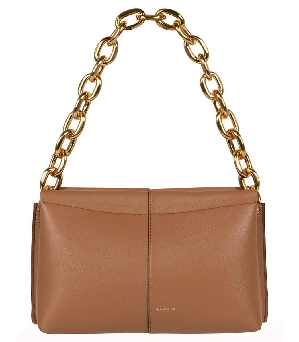 Wandler Leathers Amber Mini Heavy Chain Carly Bag