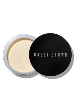 retouching loose powder yellow
