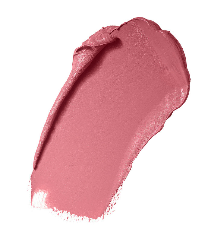 true pink luxe matte lip color