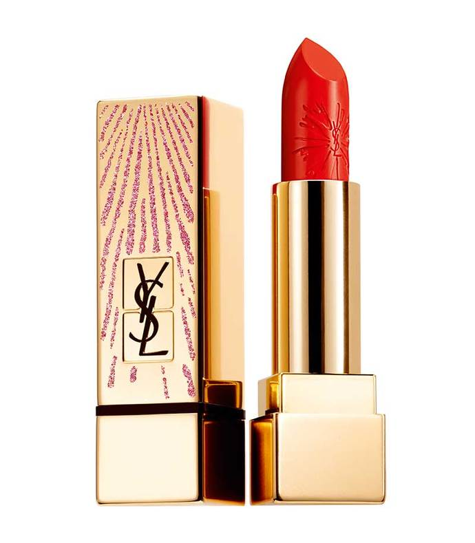 rouge pur couture dazzling lights edition lipstick