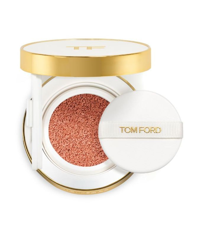 cushion compact filled compact spf 35  pink glow