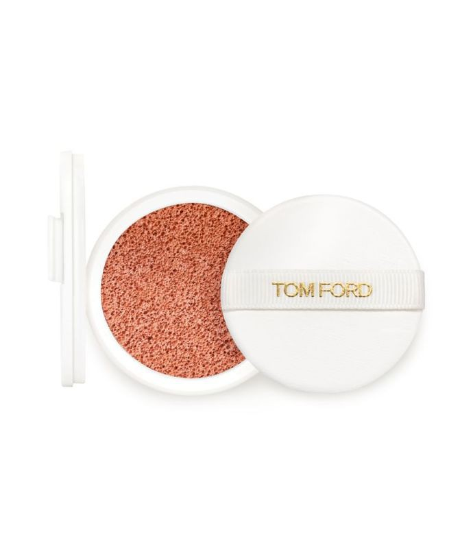 cushion compact refill spf 35  pink glow tone up