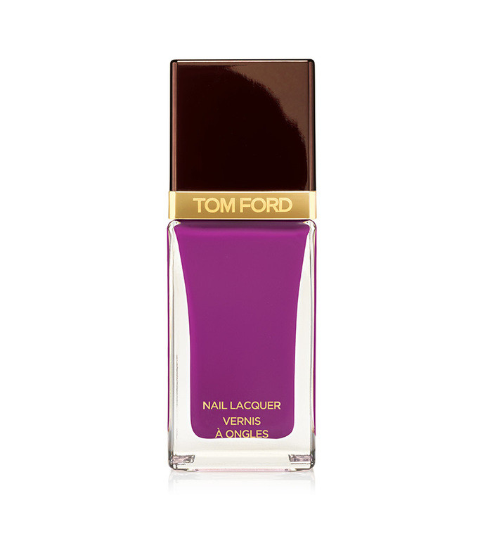 nail lacquer african violet