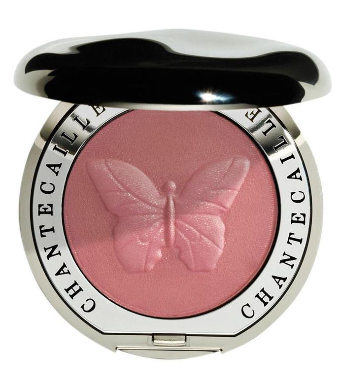 cheek shade bliss with butterfly
