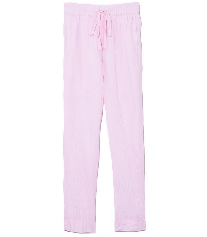 draper pants in pink pearl