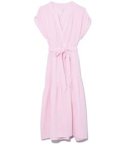 drue dress in pink wink