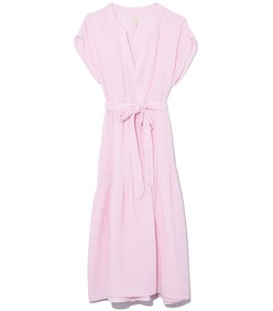 drue dress in pink wink
