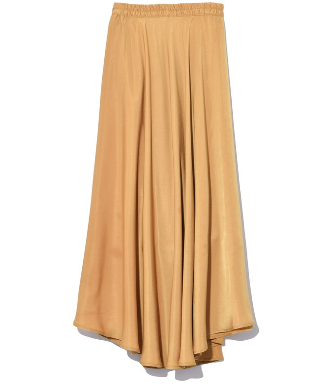 sasha skirt in gold mine